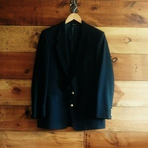 Givenchy Monsieur Navy Sport Jacket 41 Chest